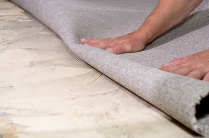 Anleitung Teppichboden Verlegen